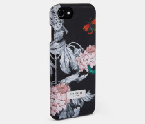 Iphone 6/6s/7/8-Flip-Hülle mit Narrnia-Print