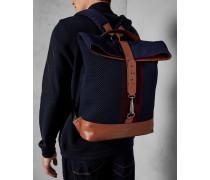 Rucksack aus Strick