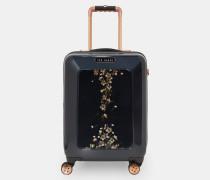 Kleiner Koffer mit Arboretum-Print