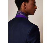 Reguläre Sterling Pinpoint-Anzugjacke aus Wolle