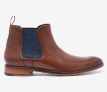 Chelsea-Stiefel aus Leder