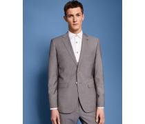 Schmale Debonair-Anzugjacke aus Wolle