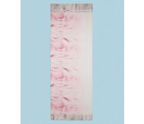 Langer Seidenschal mit Angel Falls-Print