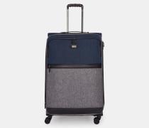 Großer Koffer mit 4-Rollen