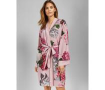Kimono mit Palace Gardens-Print