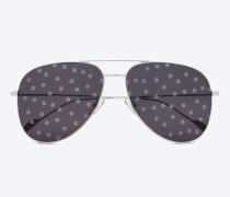193 t sonnenbrille in silber