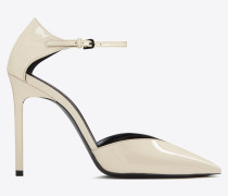 ANJA d'orsay pumps in patent leather