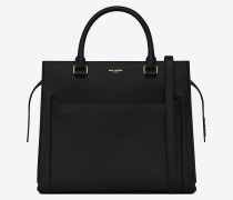 EAST SIDE medium tote bag in smooth leather