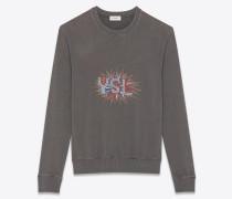 """YSL-Disco""-Sweatshirt"