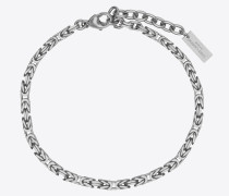 """Chain """"tribal"""" bracelet in brass"""
