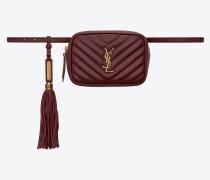 Lou belt bag in leather
