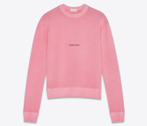 "Saint Laurent Rive Gauche"" sweatshirt"""