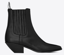 WEST Chelsea boots in smooth leather