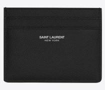 saint laurent new york karten etui - Exklusiv online
