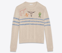 Arizona knit sweater