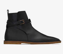 NINO leather jodhpur boots