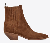 WEST Chelsea boots in suede