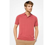 Poloshirt aus Baumwollmischgewebe