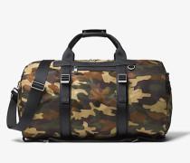 Wandelbare Freizeittasche Kent aus Nylon mit Camouflagemuster