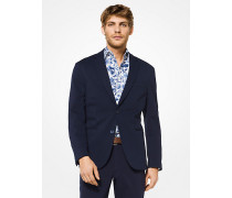 Slim-Fit-Blazer aus Ponte