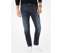 Slim-Fit-Jeans Parker mit Webkante
