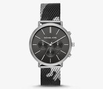 Armbanduhr Blake Mit Zweifarbigem Mesh-Armband
