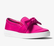 Slip-On-Sneaker Willa aus Satin