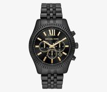 Armbanduhr Lexington in Schwarz