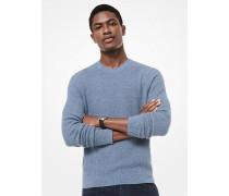 Sweater aus Baumwollmischgewebe