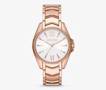 Armbanduhr Whitney im Rose-Goldton