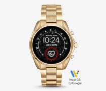 Smartwatch Gen5 Bradshaw Im Goldton