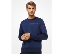 Pullover aus Neopren mit Logo