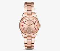 Armbanduhr Colette im Rose-Goldton