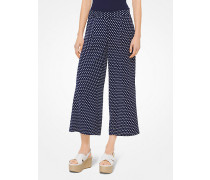 Culotte mit Punktmuster