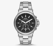 MK Übergroße Armbanduhr Dylan Im Silberton - Silberton(Silberton) - Michael Kors