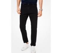 Slim-Fit-Jeans Parker mit Webkante und Stretch-Anteil