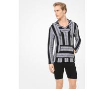 Bike-Shorts aus Stretch-Baumwolle