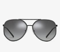 Sonnenbrille Miami mit Verzierungen