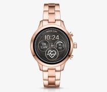 Smartwatch Runway im Rose-Goldton