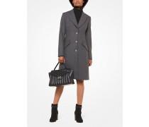 Mantel aus Meltonwolle