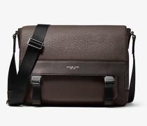 Messenger-Tasche Greyson Aus Gekrispeltem Leder