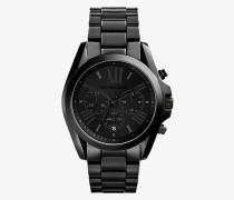 Armbanduhr Bradshaw in Schwarz