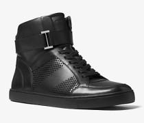 Knöchelhoher Sneaker Anthony aus Leder