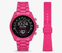 Smartwatch Gen5 Bradshaw Aus Aluminium In Pink