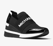 Sneaker Felix aus Neopren und Mesh