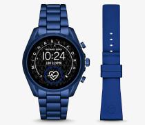 Smartwatch Gen5 Bradshaw Aus Aluminium In Blau
