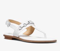 Sandale Charlton aus Leder