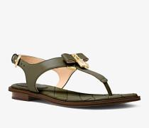 Sandale Alice aus Leder