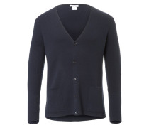 Knitted Vest Navy