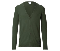 Knitted Vest Military